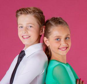 Nathan Storey & Olivia Smorga