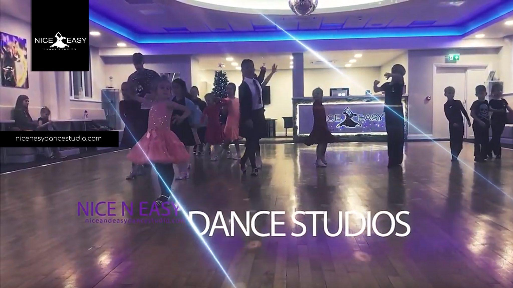 youtube Nice n Easy Dance Studios