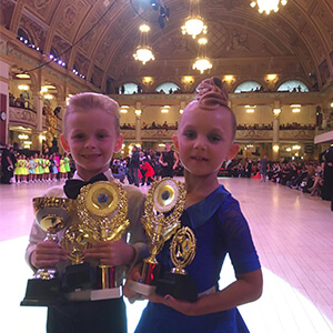 Petya Mott & Victoria Hrytsayenko Nice n Easy Dance studios Bournemouth