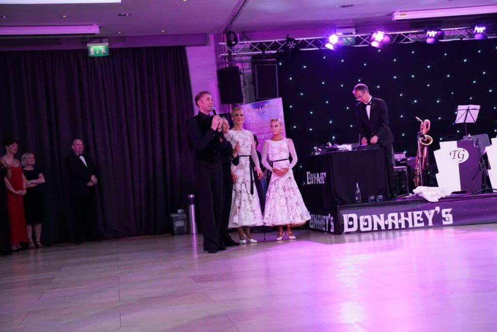 strictly come dancing donaheys with the stars